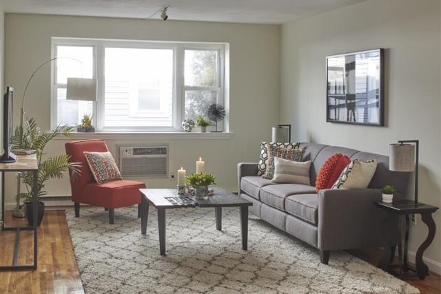 104 Trowbridge Street #4, Cambridge, MA 02138 (MLS #72284068) :: Goodrich Residential