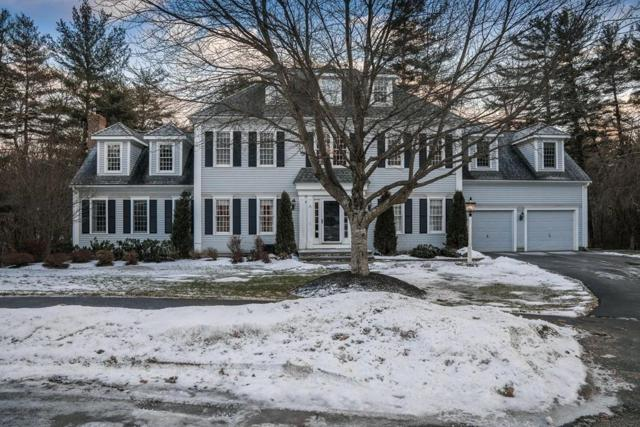 8 Grindstone Court, Westborough, MA 01581 (MLS #72284076) :: Hergenrother Realty Group