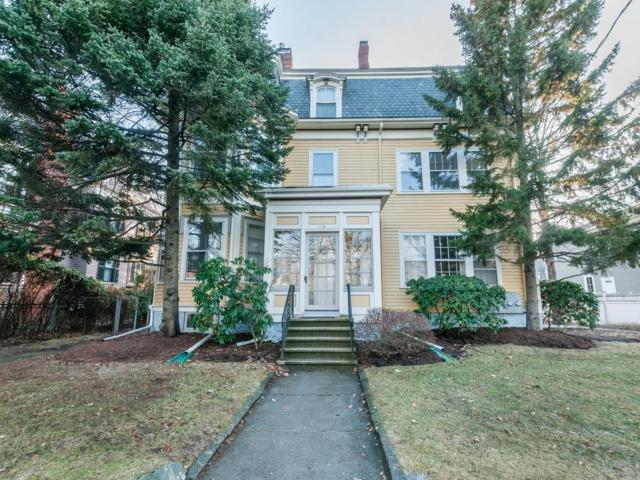 120 Church #2, Newton, MA 02458 (MLS #72284129) :: Charlesgate Realty Group