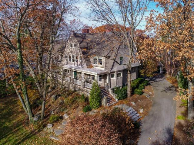 85 Montvale Rd, Newton, MA 02459 (MLS #72284185) :: Hergenrother Realty Group