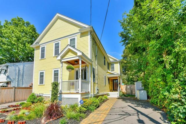 3 Organ Park #3, Boston, MA 02131 (MLS #72284258) :: Hergenrother Realty Group