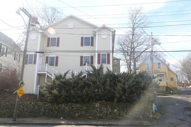 136 Lebanon St #2, Malden, MA 02148 (MLS #72284281) :: Exit Realty