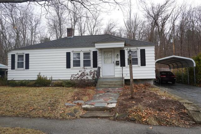 39 Knowles Road, Worcester, MA 01602 (MLS #72284368) :: Hergenrother Realty Group