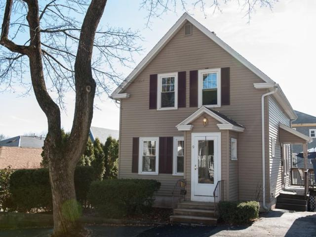 9 Thayer Street, Worcester, MA 01603 (MLS #72284582) :: Hergenrother Realty Group