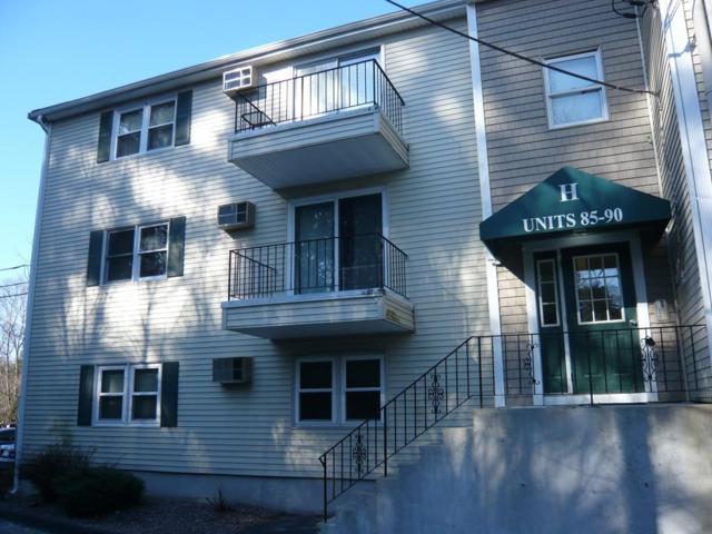 1261 Church St #90, New Bedford, MA 02745 (MLS #72284602) :: Westcott Properties