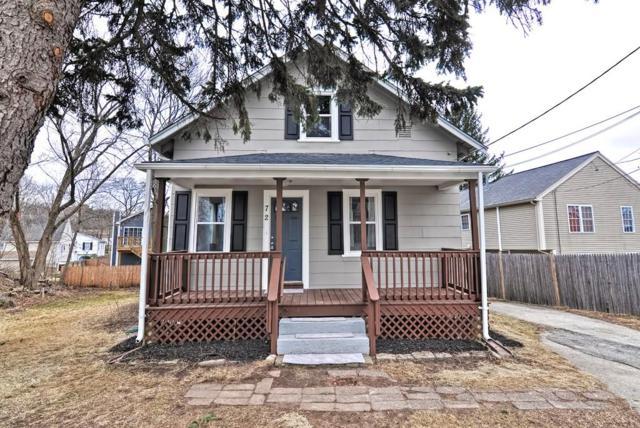 72 Lilac St, Cumberland, RI 02864 (MLS #72284771) :: Westcott Properties
