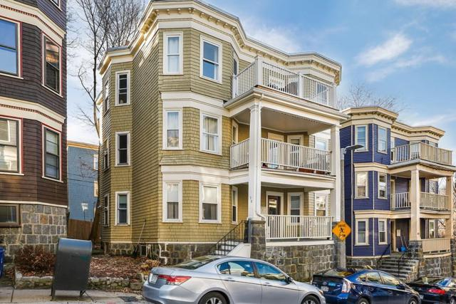 32 Parkton Rd #1, Boston, MA 02130 (MLS #72284827) :: Hergenrother Realty Group