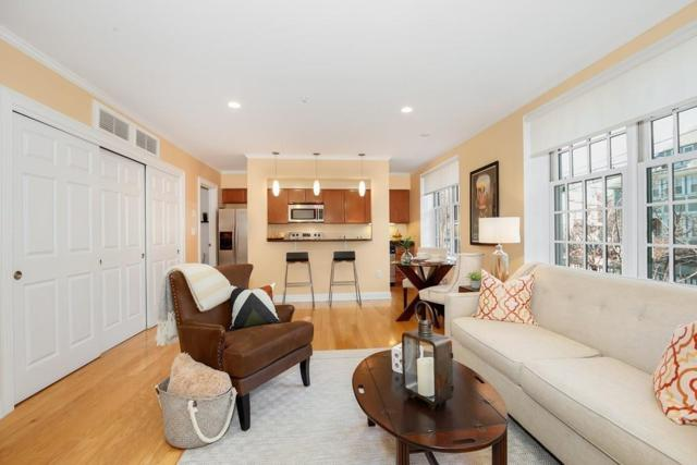 1 Russell Street #102, Cambridge, MA 02140 (MLS #72284871) :: Hergenrother Realty Group