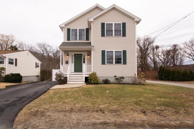 31 Cove Street, East Providence, RI 02915 (MLS #72284917) :: Goodrich Residential