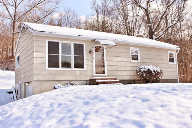 58 Washington Rd, Brimfield, MA 01010 (MLS #72284920) :: Goodrich Residential