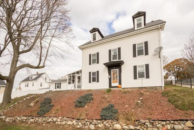 14 Mount Vernon St, Peabody, MA 01960 (MLS #72284921) :: Goodrich Residential