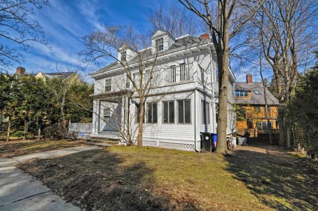 8 Druce St, Brookline, MA 02445 (MLS #72284923) :: Goodrich Residential