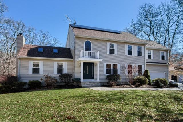 8 Oakstone Way, Westport, MA 02790 (MLS #72285114) :: Cobblestone Realty LLC