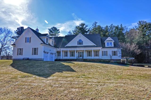130 Burnt Swamp Rd, Wrentham, MA 02093 (MLS #72285137) :: Commonwealth Standard Realty Co.