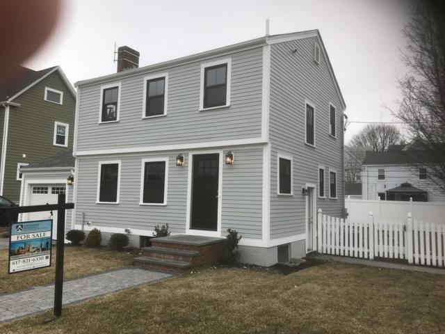 2 Shenandoah St, Boston, MA 02124 (MLS #72285232) :: Hergenrother Realty Group