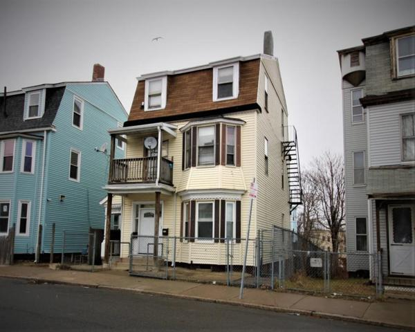 32 E Cottage St, Boston, MA 02125 (MLS #72285332) :: Hergenrother Realty Group