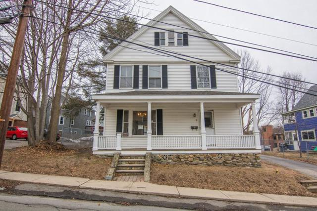 2 Cedar St, Amesbury, MA 01913 (MLS #72285366) :: Hergenrother Realty Group