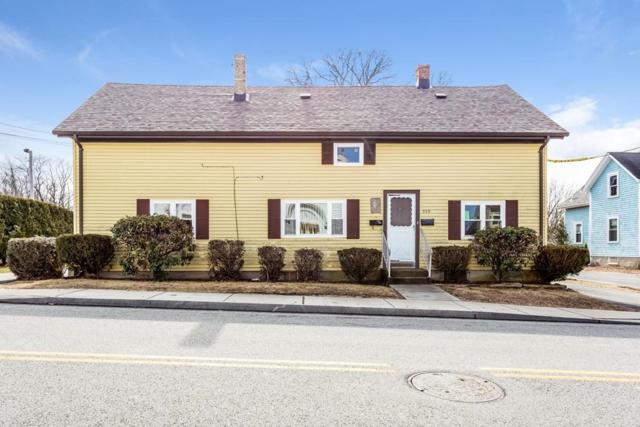 329 South St, Somerset, MA 02726 (MLS #72285416) :: Westcott Properties