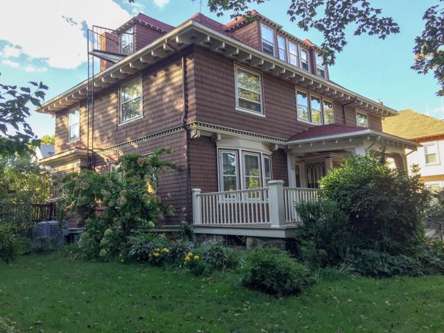 20 Harrison Street, Brookline, MA 02446 (MLS #72285501) :: Westcott Properties