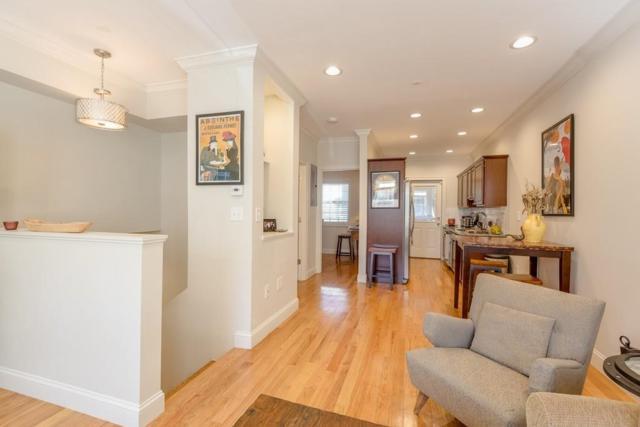 110 Chelsea St #1, Boston, MA 02128 (MLS #72285514) :: Westcott Properties