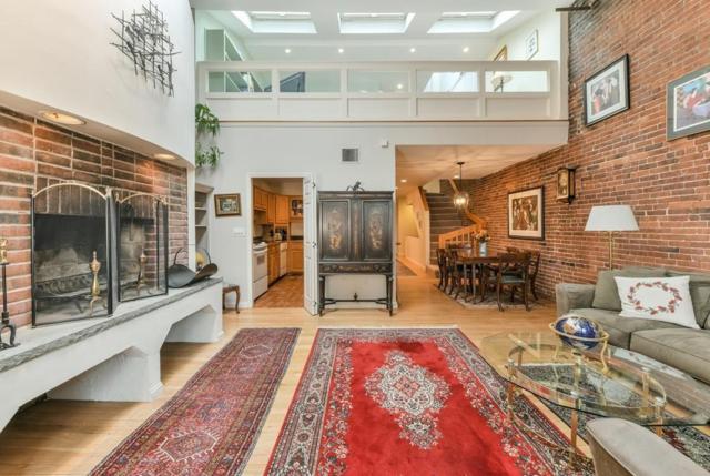 109 Beacon Street #6, Boston, MA 02116 (MLS #72285906) :: Goodrich Residential