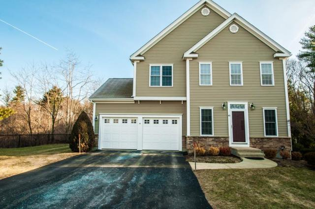 40 Daisy Lane #40, Raynham, MA 02767 (MLS #72286085) :: ALANTE Real Estate