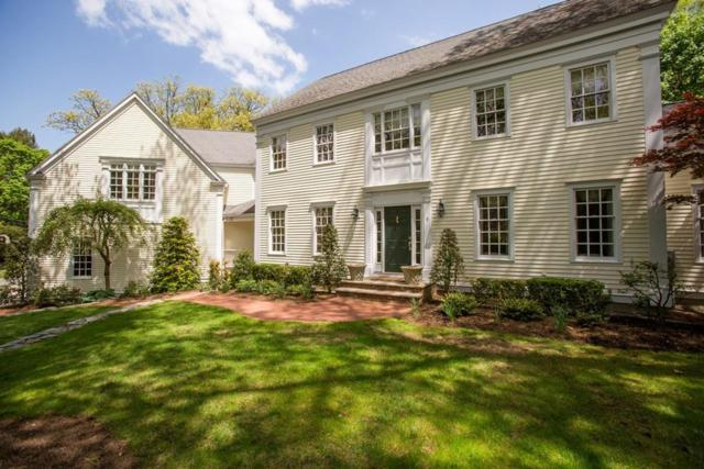 8 Cushing Rd, Wellesley, MA 02481 (MLS #72286613) :: Cobblestone Realty LLC