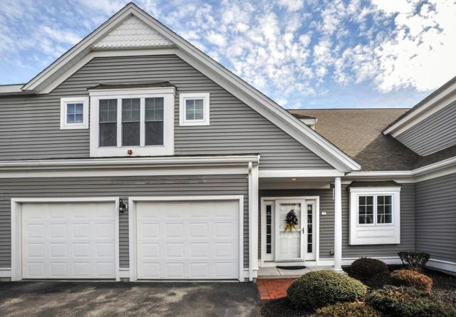 21 Maple Ln #21, Marshfield, MA 02050 (MLS #72286621) :: Westcott Properties