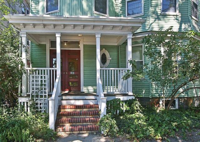 60 Aspinwall Ave #3, Brookline, MA 02445 (MLS #72286724) :: Westcott Properties