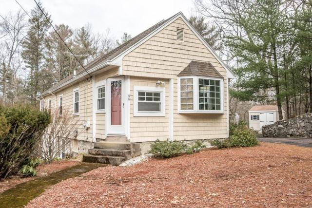 66 Roosevelt Road, Wilmington, MA 01887 (MLS #72286937) :: Exit Realty