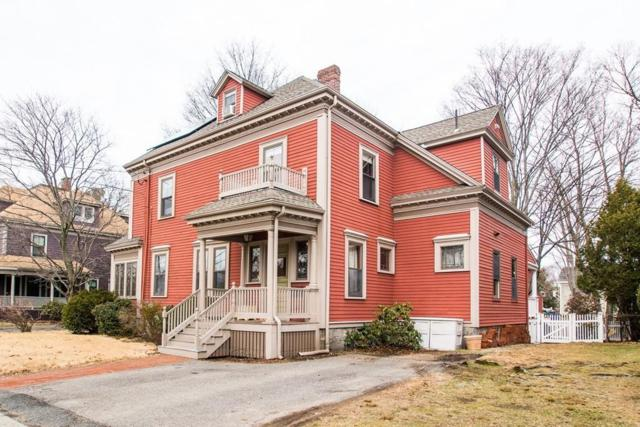 251 Crafts Street, Newton, MA 02460 (MLS #72287169) :: Westcott Properties