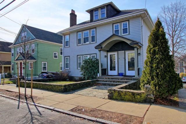 52 Sanborn Ave #52, Boston, MA 02132 (MLS #72287391) :: The Gillach Group