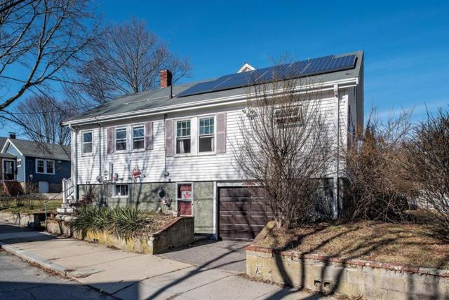 2231 Centre St, Boston, MA 02132 (MLS #72287559) :: The Gillach Group