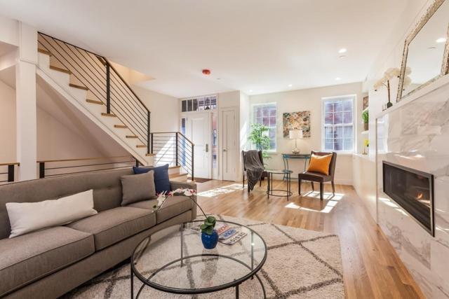 28 Melrose St, Boston, MA 02116 (MLS #72287633) :: Westcott Properties