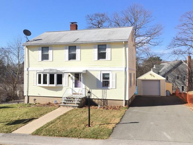 14 Doane Avenue, Needham, MA 02492 (MLS #72287680) :: Cobblestone Realty LLC