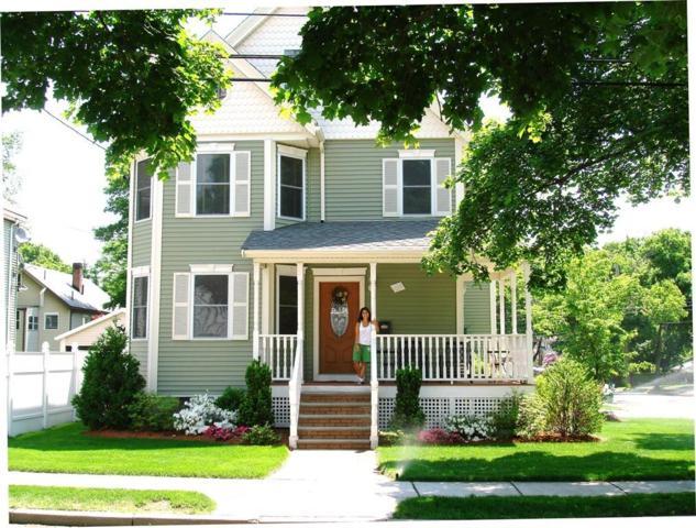 236 Cherry Street, Newton, MA 02465 (MLS #72287738) :: Lauren Holleran & Team