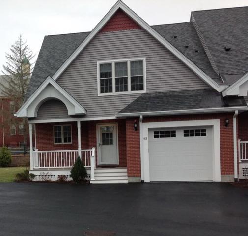 43 Dexter Road 17-43, Foxboro, MA 02035 (MLS #72287757) :: ALANTE Real Estate