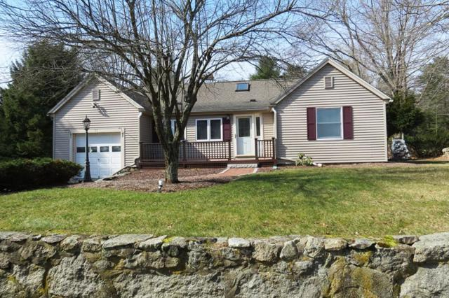 53 Lakeview Rd, Foxboro, MA 02035 (MLS #72287873) :: ALANTE Real Estate