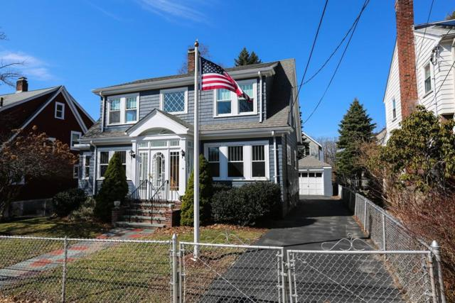 14 Westbourne St, Boston, MA 02131 (MLS #72288499) :: The Gillach Group