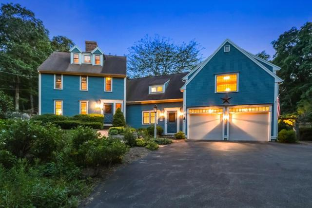 81 Sandwich Rd, Plymouth, MA 02360 (MLS #72288754) :: Lauren Holleran & Team