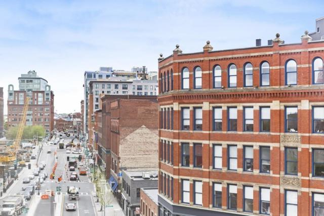 150 Staniford Street #618, Boston, MA 02114 (MLS #72289163) :: Cobblestone Realty LLC