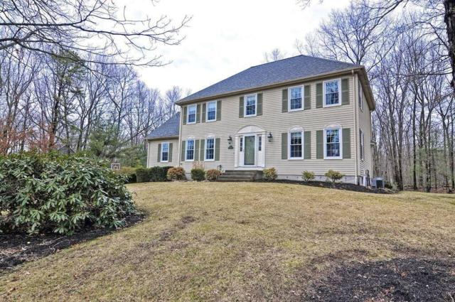 42 Jackson Circle, Franklin, MA 02038 (MLS #72289191) :: Commonwealth Standard Realty Co.