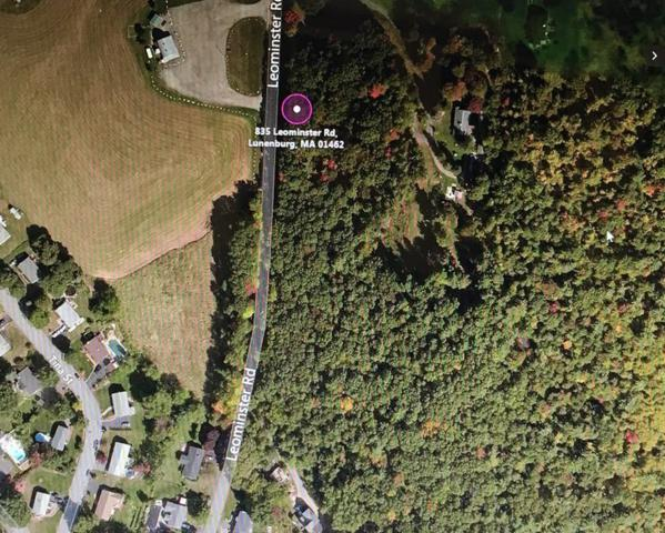 835 Leominster Rd, Lunenburg, MA 01462 (MLS #72289440) :: The Home Negotiators