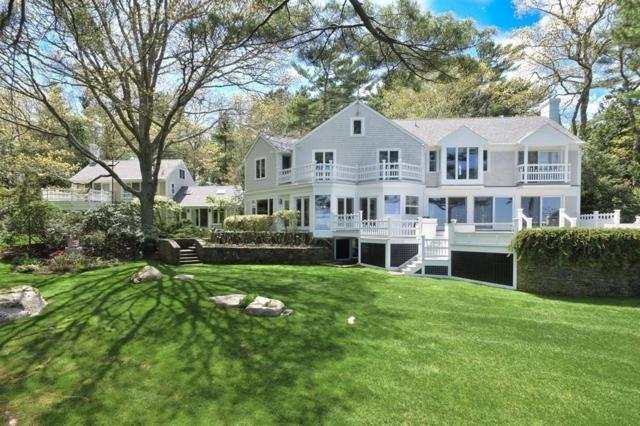 37 Piney Point Road, Marion, MA 02738 (MLS #72289606) :: Commonwealth Standard Realty Co.