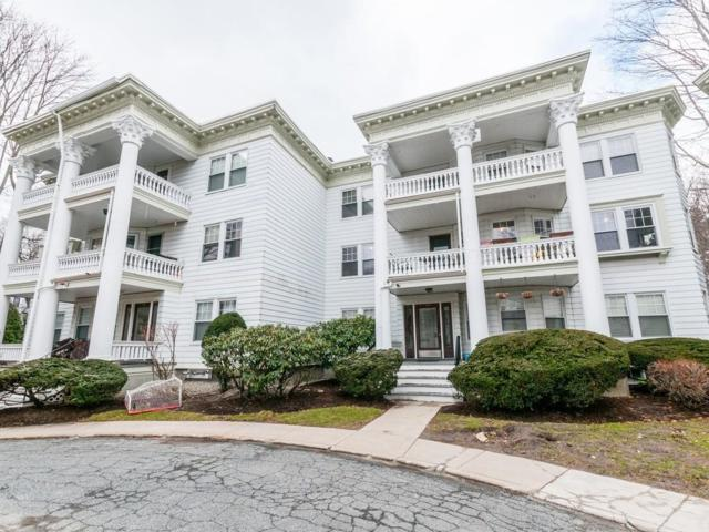 134 Middlesex Rd #2, Newton, MA 02467 (MLS #72289691) :: The Gillach Group