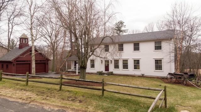 491 Town Farm Rd, Warren, MA 01083 (MLS #72289798) :: Commonwealth Standard Realty Co.