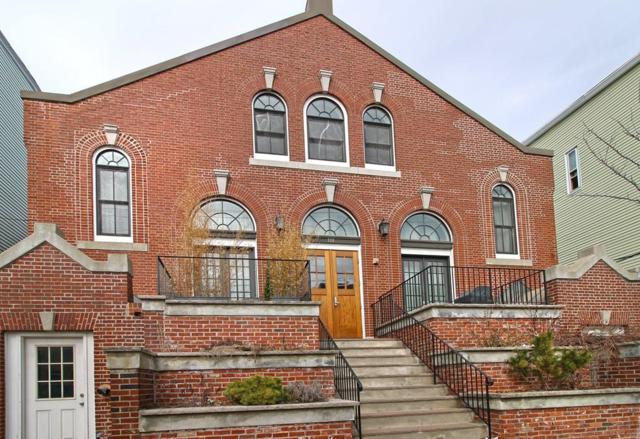 336 Saratoga St #4, Boston, MA 02128 (MLS #72289946) :: Westcott Properties