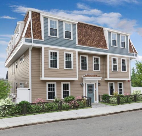 49 Leyden Street #2, Boston, MA 02128 (MLS #72289989) :: Westcott Properties