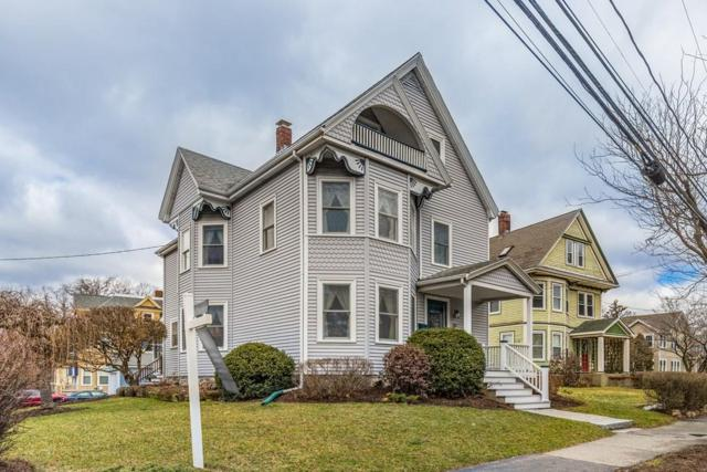 191 Auburndale Ave, Newton, MA 02466 (MLS #72290046) :: Westcott Properties