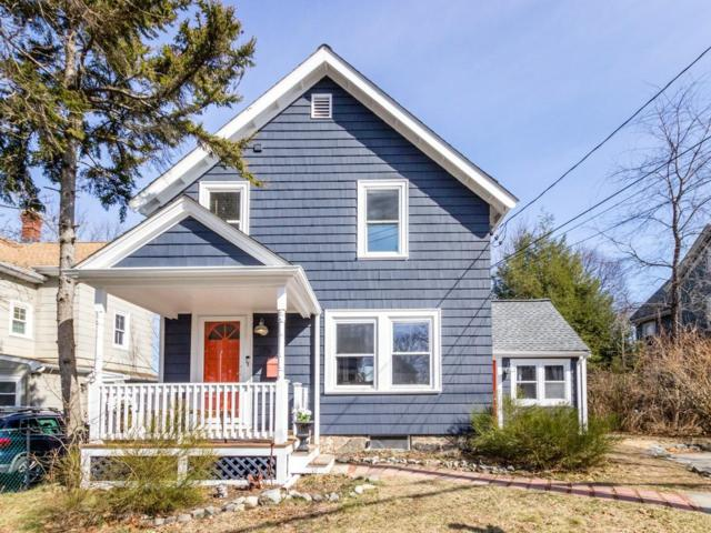 176 Durnell Ave, Boston, MA 02131 (MLS #72290116) :: The Gillach Group